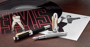 Montblanc Elvis Presley Writing Instrument